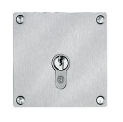 Einbau Schlüsselschalter für 60mm Schalterdose