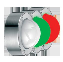 Zimmersignalleuchte zweifarbig Dauerlicht