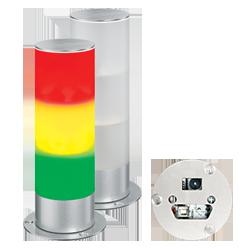 Signalleuchten mit USB-Buchse